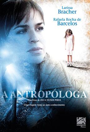 Capa do filme 'A Antropóloga'