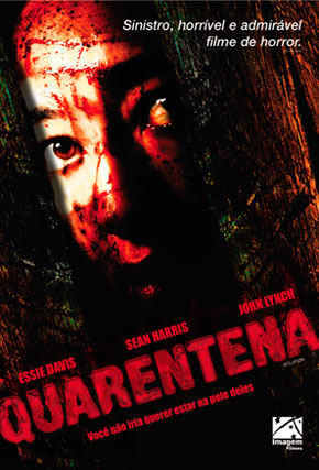 Capa do filme 'Quarentena'