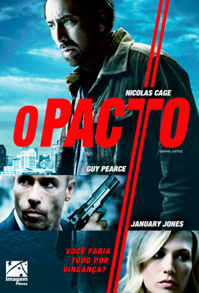 Capa do filme 'O Pacto'