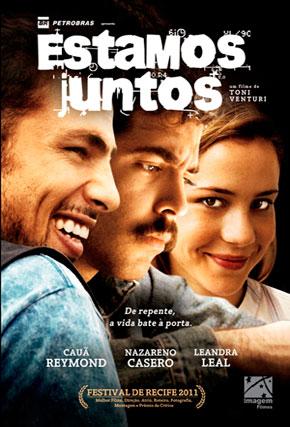 Capa do filme 'Estamos Juntos'