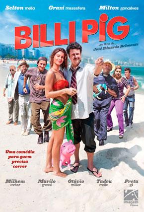 Capa do filme 'Billi Pig'