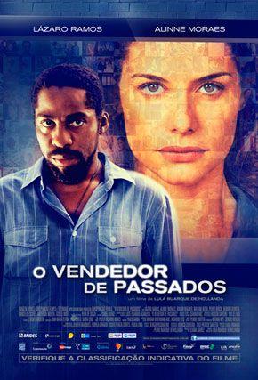 Capa do filme 'O Vendedor de Passados'