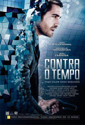 Capa do filme 'Contra o Tempo'