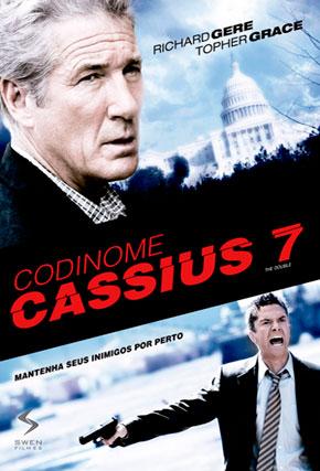 Capa do filme 'Codinome Cassius7'