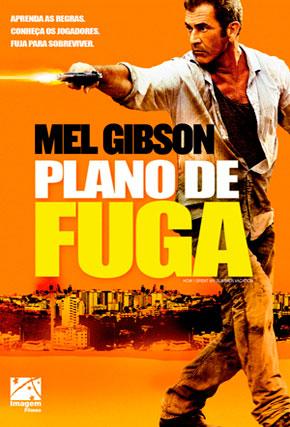 Capa do filme 'Plano de Fuga'