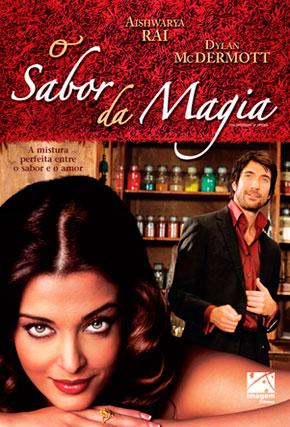 Capa do filme 'O Sabor da Magia'