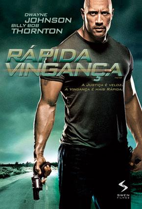 Capa do filme 'Rápida Vingança'