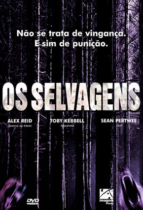 Capa do filme 'Os Selvagens'