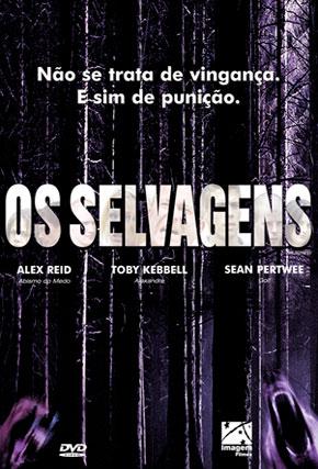 Capa do filme 'Os Selvagens'