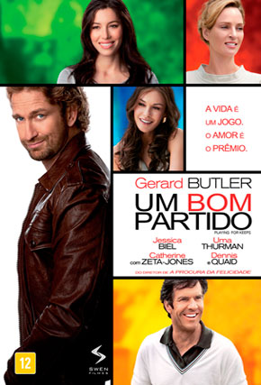 Capa do filme 'Um Bom Partido'