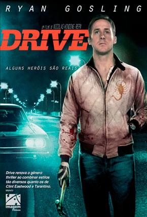 Capa do filme 'Drive'