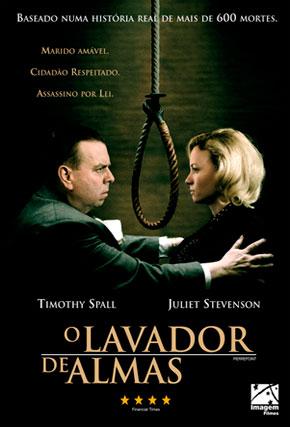 Capa do filme 'O Lavador de Almas'