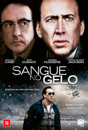 Capa do filme 'Sangue no Gelo'