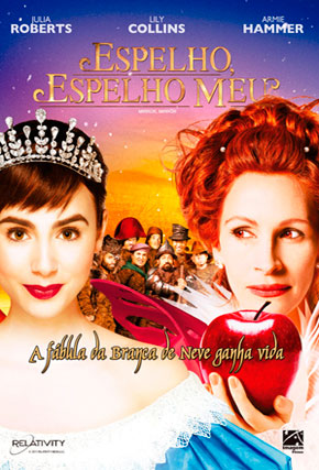 Capa do filme 'Espelho, Espelho Meu'