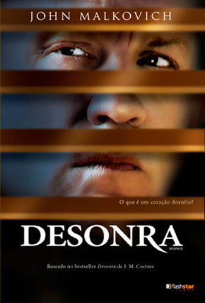 Capa do filme 'Desonra'