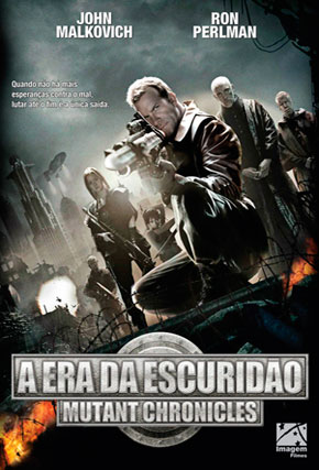 Capa do filme 'A Era da Escuridão - Mutant Chronicles'