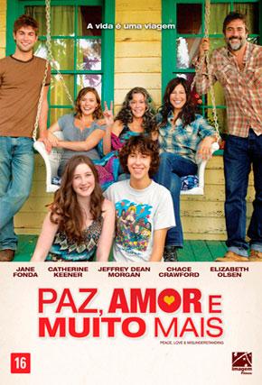 Capa do filme 'Paz, Amor e Muito Mais'