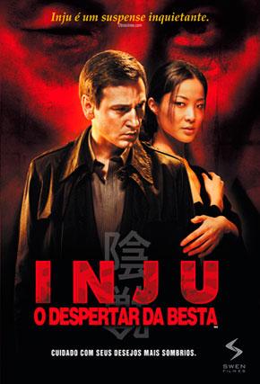 Capa do filme 'Inju - O Despertar da Besta'