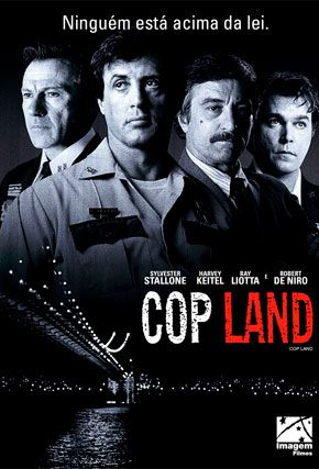 Capa do filme 'Cop Land'
