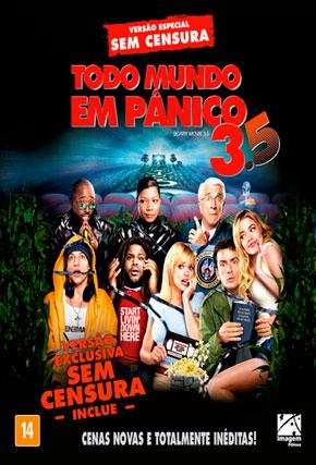 Capa do filme 'Todo Mundo em Pânico 3.5'
