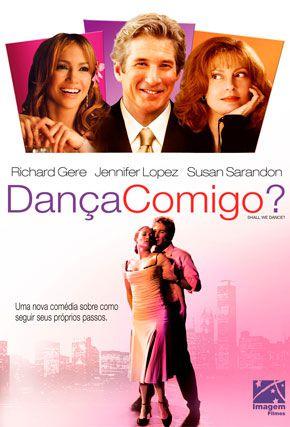 Capa do filme 'Dança Comigo?'