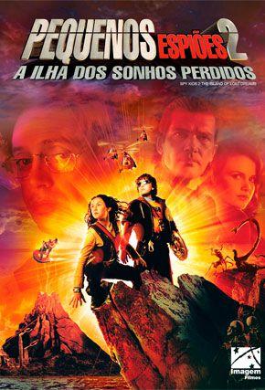 Capa do filme 'Pequenos Espiões 2'