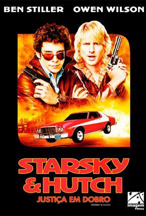 Capa do filme 'Starsky & Hutch: Justiça em Dobro'