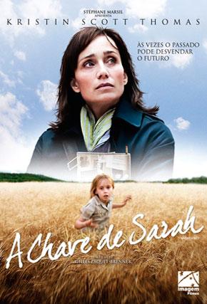 Capa do filme 'A Chave de Sarah'