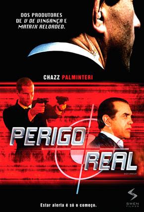 Capa do filme 'Perigo Real'
