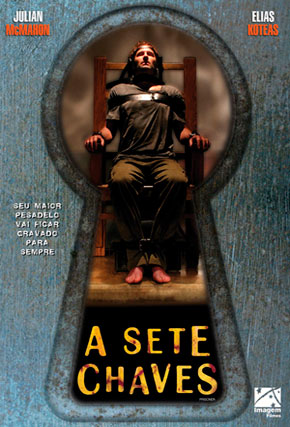 Capa do filme 'A Sete Chaves'