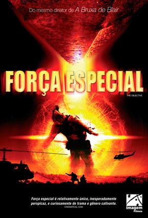 Capa do filme 'Força Especial'
