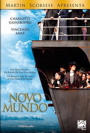 Capa do filme 'Novo Mundo'