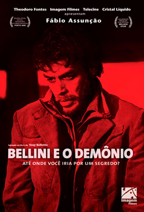 Capa do filme 'Bellini e o Demônio'