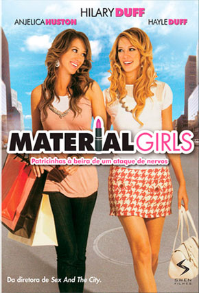 Capa do filme 'Material Girls'