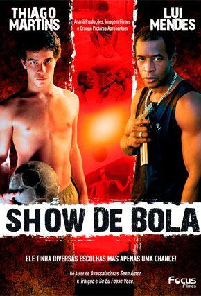 Capa do filme 'Show de Bola'