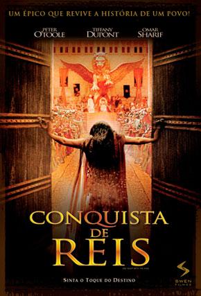Capa do filme 'Conquista de Reis'