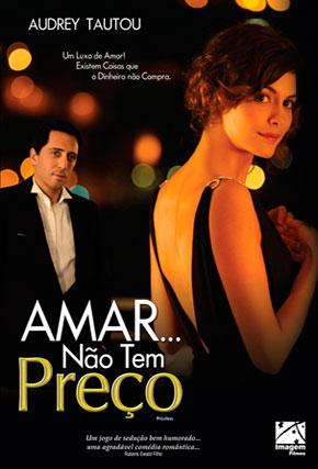 Capa do filme 'Amar... Não tem Preço'