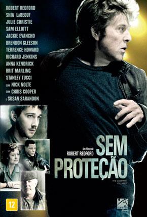 Capa do filme 'Sem Proteção'