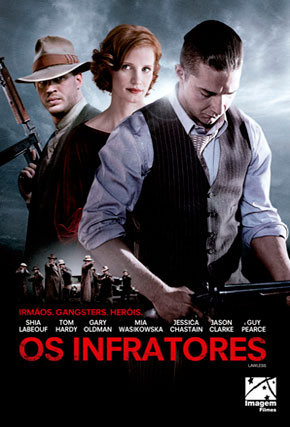Capa do filme 'Os Infratores'