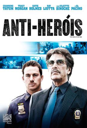 Capa do filme 'Anti-Heróis'