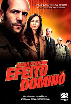 Capa do filme 'Efeito Dominó'