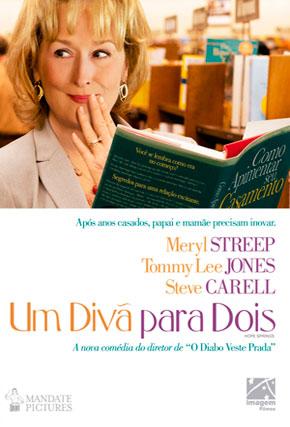 Capa do filme 'Um Divã para Dois'