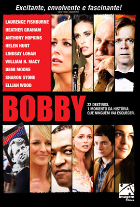 Capa do filme 'Bobby'
