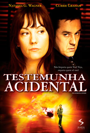 Capa do filme 'Testemunha Acidental'