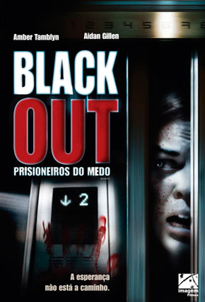 Capa do filme 'Blackout- Prisioneiros do Medo'