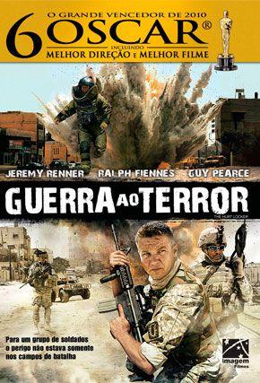 Capa do filme 'Guerra ao Terror'