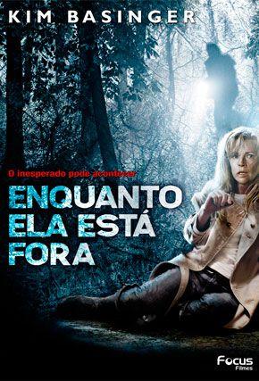 Capa do filme 'Enquanto Ela Está Fora'