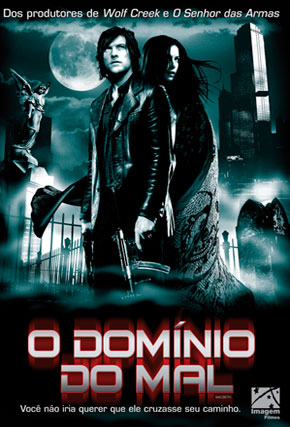 Capa do filme 'O Domínio do Mal'