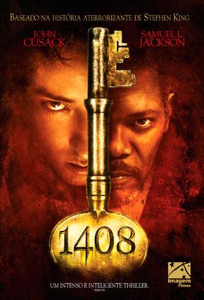 Capa do filme '1408'