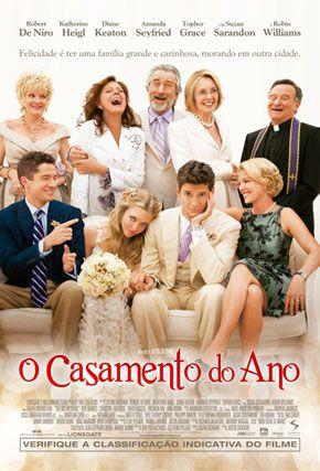 Capa do filme 'O Casamento do Ano'